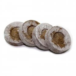 Торфяные таблетки Jiffy-7 (33мм) - 1шт - фото 8195